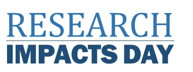 Research Impacts event logo